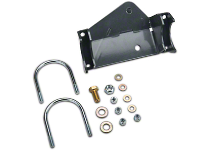 Synergy Bolt-On Rear Track Bar Bracket for 3-4.5 in. Lift (07-18 Wrangler JK)