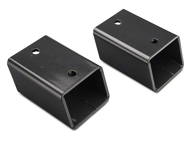 Synergy 2.0 in. Rear Bump Stop Spacer Kit - Pair (07-18 Jeep Wrangler JK)