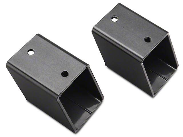 Synergy 3.0 in. Rear Bump Stop Spacer Kit - Pair (07-18 Jeep Wrangler JK)