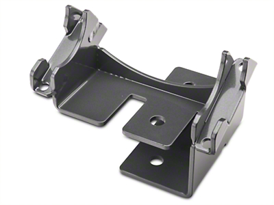 Synergy Bolt-On Rear Track Bar Bracket for 2-3 in. Lift (07-18 Jeep Wrangler JK)