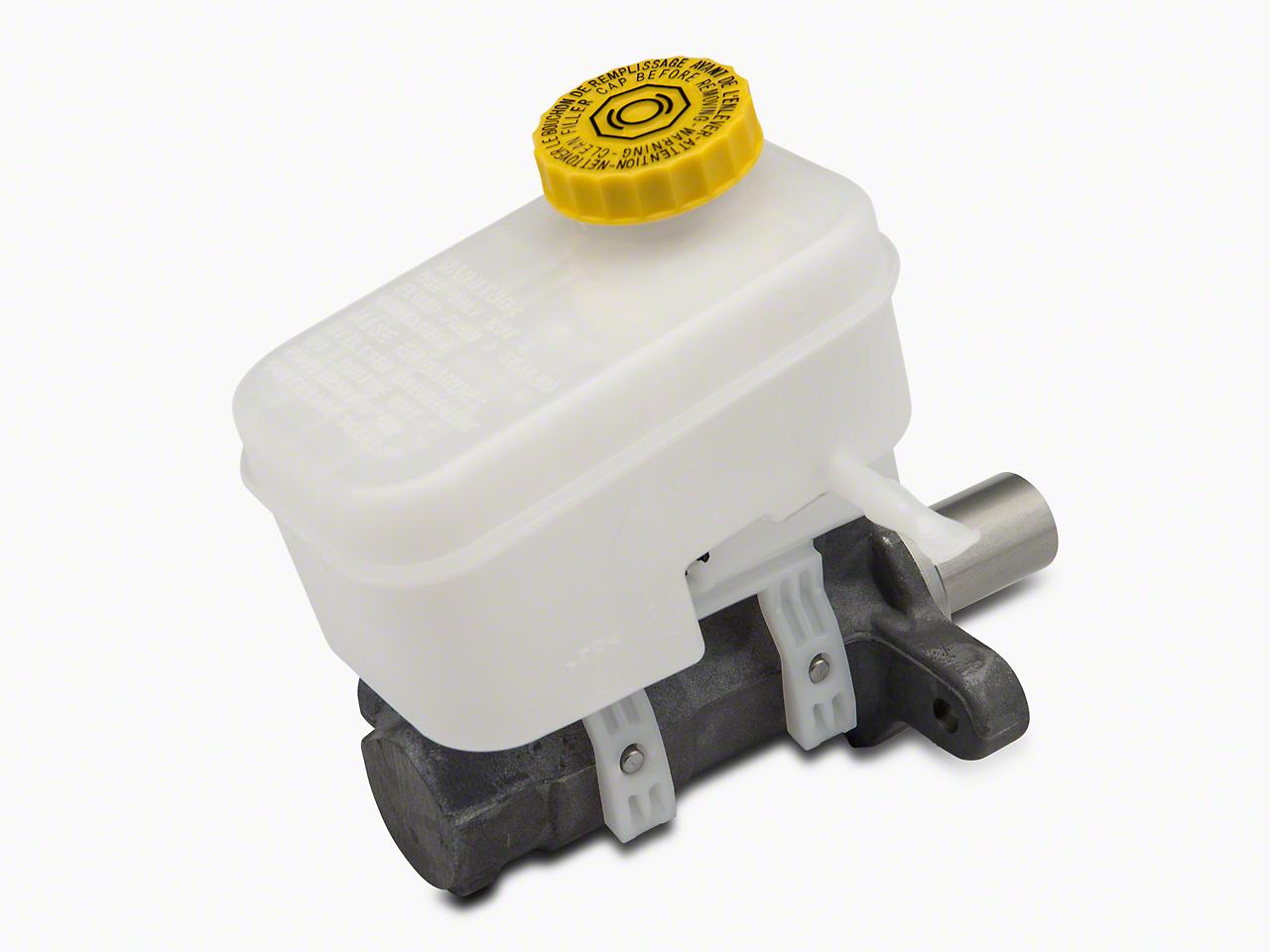 Teraflex Brake Master Cylinder w/oversized Bore (07-18 Jeep Wrangler JK)