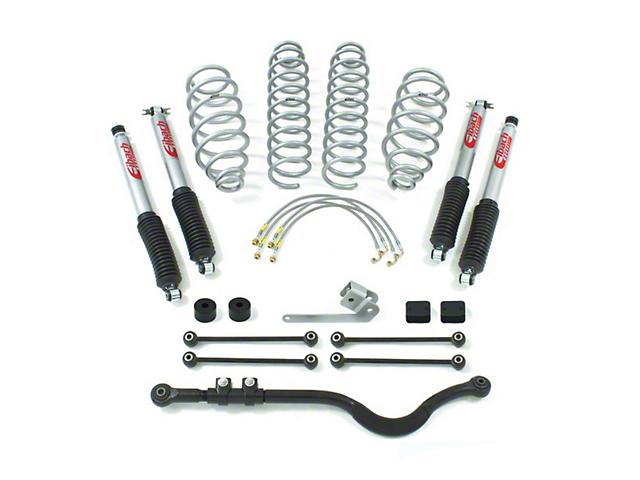 Eibach Performance 2.5 in. Lift Kit w/ Shocks (07-18 Jeep Wrangler JK 4 Door)