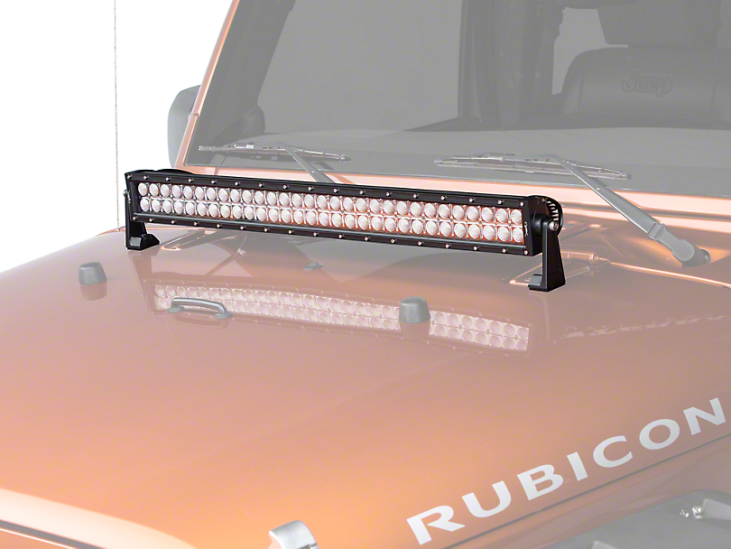 Hella 32 in. Optilux 60 LED Light Bar