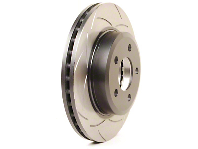 DBA T2 Street Series Slotted Rotor - Front Pair (99-06 Jeep Wrangler TJ)