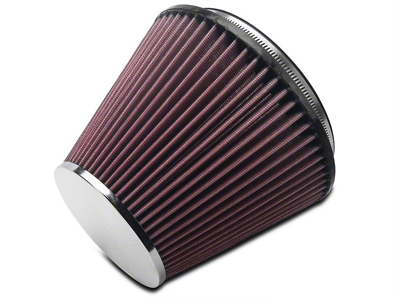 K&N Replacement Cold Air Intake Filter (07-11 3.8L Jeep Wrangler JK)