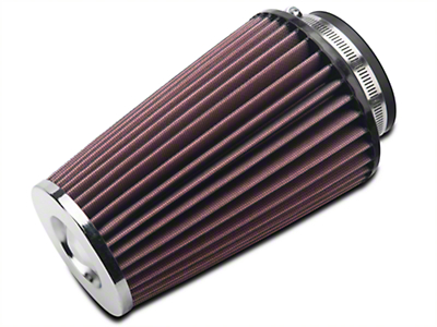 K&N Replacement Cold Air Intake Filter (97-06 4.0L Jeep Wrangler TJ)