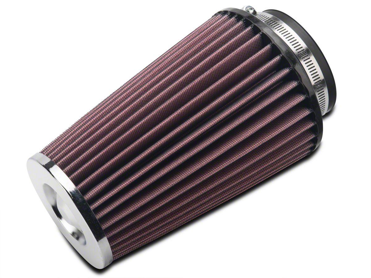 K&N Jeep Wrangler Replacement Cold Air Intake Filter RU-1045 (97-06 4.0L  Jeep Wrangler TJ)