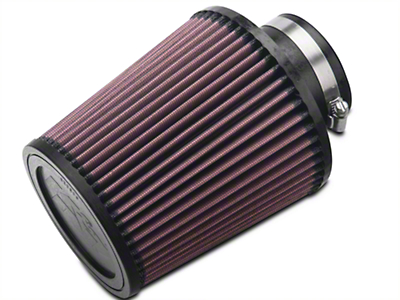 K&N Intake Replacement Filter (07-11 3.8L Jeep Wrangler JK)
