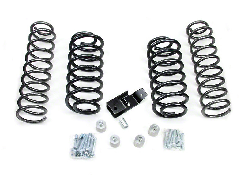 Teraflex 2 in. Lift Kit w/o Shocks (97-06 Jeep Wrangler TJ)