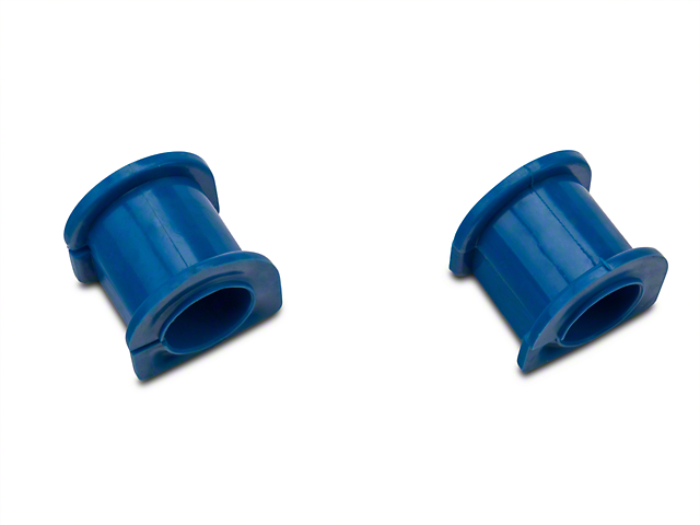 OPR Replacement Front Sway Bar Bushings; 1 1/8 Inch (87-95 Jeep Wrangler YJ)