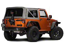 Raxiom Spare Tire Backup Camera Mount Bracket (07-18 Jeep Wrangler JK)
