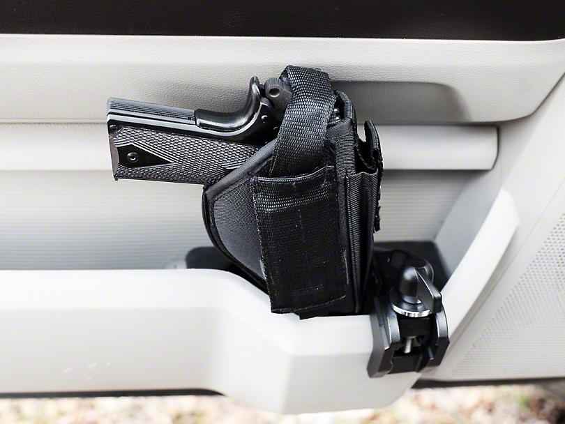 Condition Zero Pistol Mount Clamp (87-18 Jeep Wrangler YJ, TJ, JK & JL)