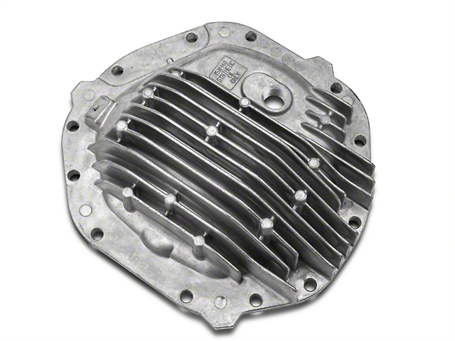 Dana Spicer Finned Aluminum Differential Cover for Dana 44 (87-14 Wrangler YJ, TJ & JK)