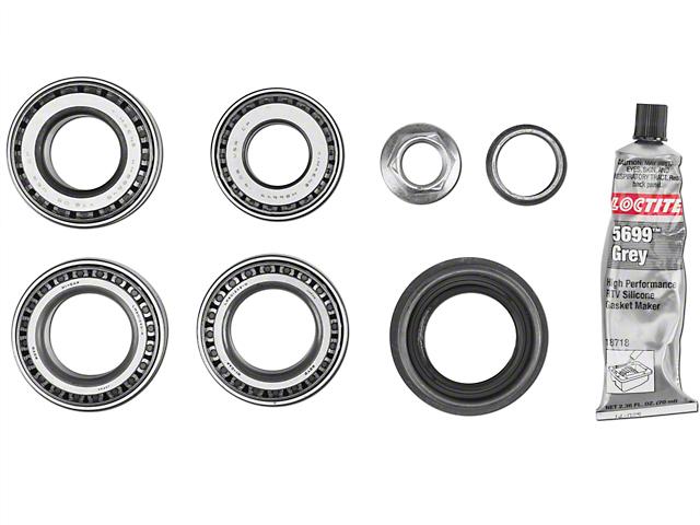 dana spicer wrangler axle bearing rebuild kit dana 35 rear