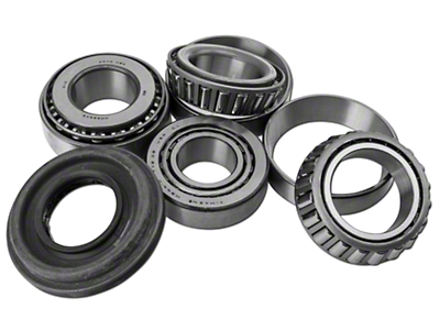 Dana Spicer Axle Bearing Rebuild Kit Dana 30 Front with ABS (99 Wrangler TJ)