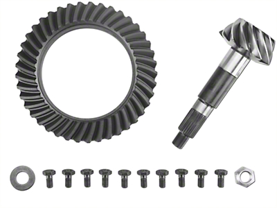 Dana Spicer Dana 44 Front Ring Gear and Pinion Kit - 3.73 Gears (01-03 Wrangler TJ)