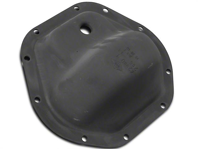 Dana Spicer OE Steel Differential Cover for Dana 44; Rear (87-95 Jeep Wrangler YJ)