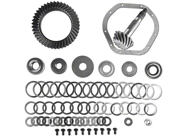 Dana Spicer Dana 44 Rear Axle Ring Gear and Pinion Kit - 3.31 Gears (88-95 Jeep Wrangler YJ)