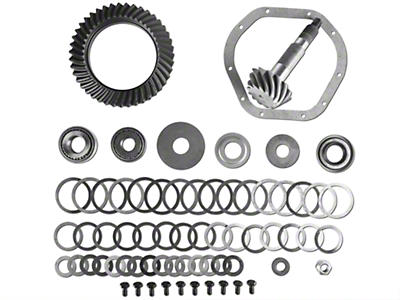 Dana Spicer Dana 44 Rear Ring Gear and Pinion Kit - 3.31 Gears (88-95 Jeep Wrangler YJ)