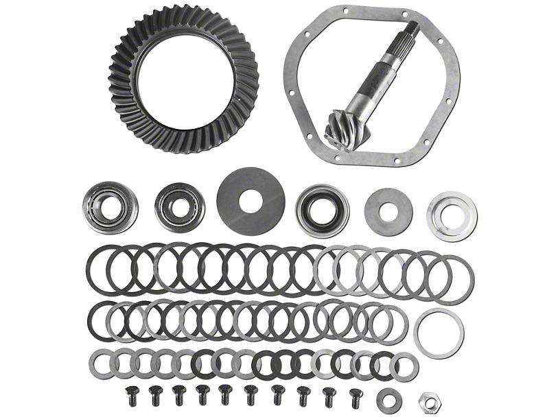 Dana Spicer Dana 44 Rear Axle Ring Gear and Pinion Kit - 5.38 Gears (87-95 Jeep Wrangler YJ)