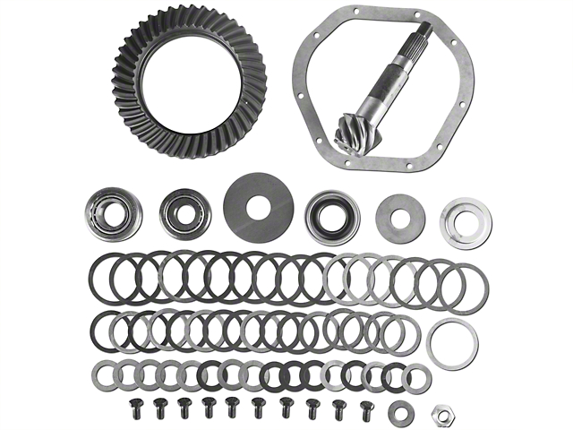 Dana Spicer Dana 44 Rear Gear and Pinion Kit - 5.38 Gears (87-95 Wrangler YJ)