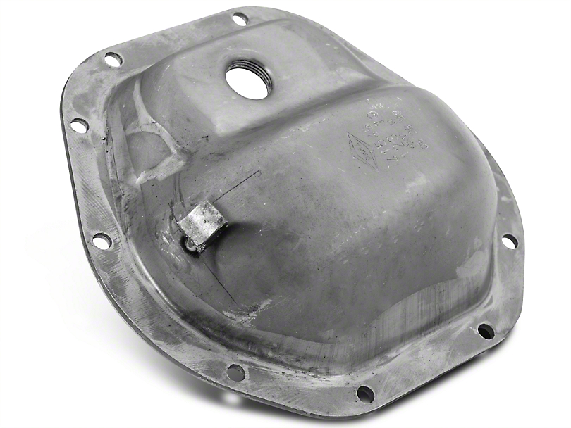 Dana Spicer OE Steel Differential Cover for Dana 44 - Rear (94-17 Wrangler YJ, TJ, & JK)