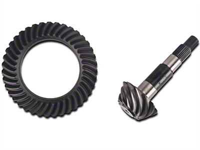 Dana Spicer Dana 35 Rear Ring Gear and Pinion Kit - 3.55 Gears (94-00 Wrangler YJ & TJ)