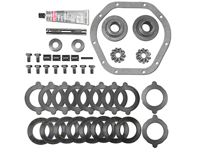 Dana Spicer Differential Rebuild Kit - Dana 44 Rear (97-06 Wrangler TJ)