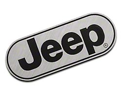 R3 Recovery Jeep Logo Hitch Cover (87-19 Jeep Wrangler YJ, TJ, JK & JL)