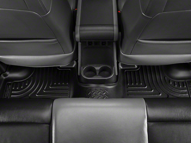 Weatherbeater Rear Floor Liners - Black (11-18 Jeep Wrangler JK 4 Door)