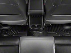 Husky WeatherBeater Second Seat Floor Liner; Black (11-18 Jeep Wrangler JK 4 Door)