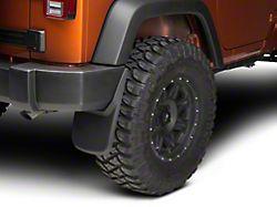 Husky Rear Mud Guards (07-18 Jeep Wrangler JK)