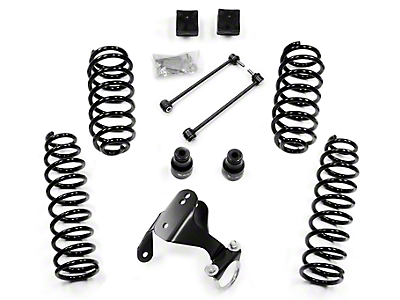 Teraflex 2.5 in. Lift Kit w/o Shocks (07-18 Jeep Wrangler JK 4 Door)