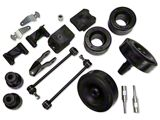 Teraflex 2.50-Inch Performance Spacer Lift Kit with Shock Extensions (07-18 Jeep Wrangler JK)