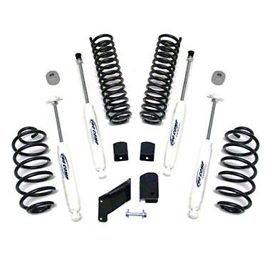 Pro Comp 2.5 in. Lift Kit w/ Shocks (07-18 Wrangler JK)