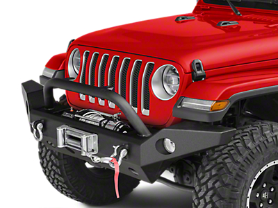 Barricade Trail Force HD Full Width Front Bumper (2018 Wrangler JL)