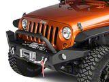 Barricade Trail Force HD Full Width Front Bumper (07-18 Jeep Wrangler JK)