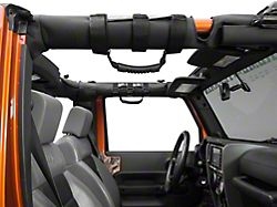 RedRock 4x4 Extreme Sport Grab Handles; Pair (87-20 Jeep Wrangler YJ, TJ, JK & JL)