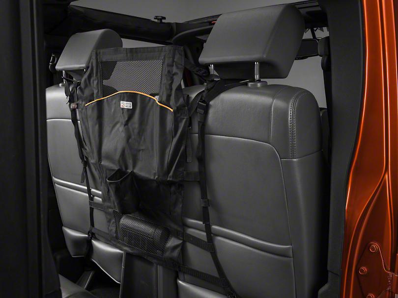 Kurgo Pet Barrier - Backseat Pet Shield (87-19 Jeep Wrangler YJ, TJ, JK & JL)