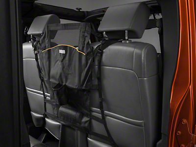 Kurgo Pet Barrier - Backseat Pet Shield (87-18 Wrangler YJ, TJ, JK & JL)