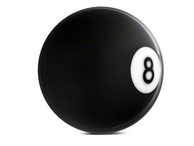 Add 8 Ball Billiard Pool Custom Shift Knob (87-17 Wrangler YJ, TJ & JK)