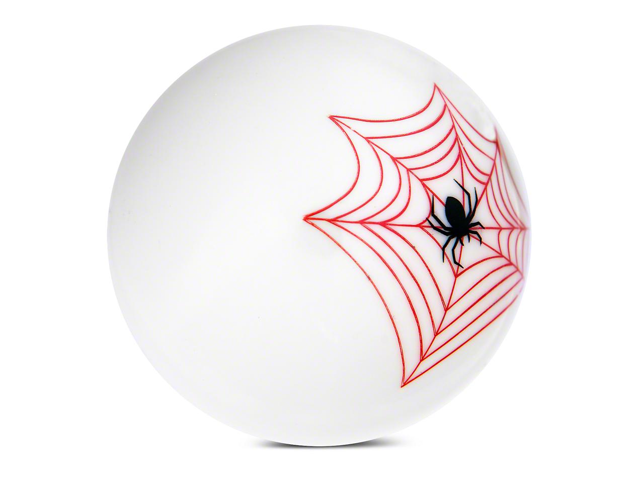 Alterum Ivory Spider Custom Shift Knob (87-18 Wrangler YJ, TJ & JK)