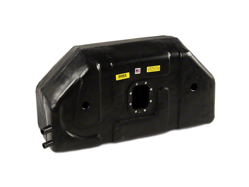 20 Gallon Poly Gas Tank for 2.5L and 4.0L (87-95 Jeep Wrangler YJ)