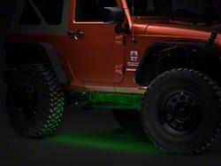 Tuffy Jeep Wrangler Underseat Full Length Locking Drawer