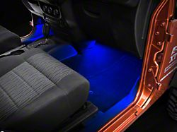 Axial 15 in. LED Strips - Blue (87-19 Jeep Wrangler YJ, TJ, JK & JL)