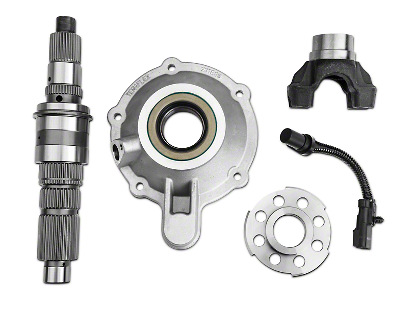 Teraflex 231 Extreme Short Shaft Kit (87-06 Jeep Wrangler YJ & TJ)