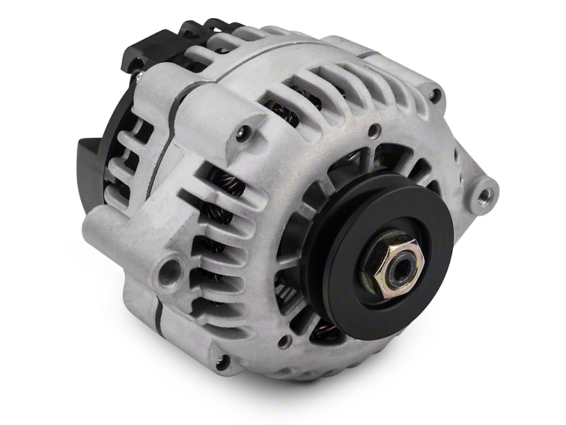 PA Performance High Output Alternator - 120A (87-90 2.5L, 4.2L Wrangler YJ)
