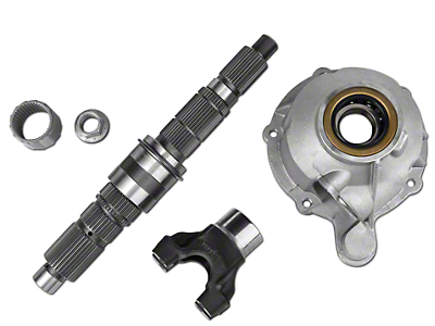 Teraflex 231 Short Shaft Kit (87-06 Jeep Wrangler YJ & TJ)