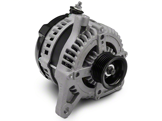 PA Performance Alternator - 160A (07-11 3.8L Jeep Wrangler JK)