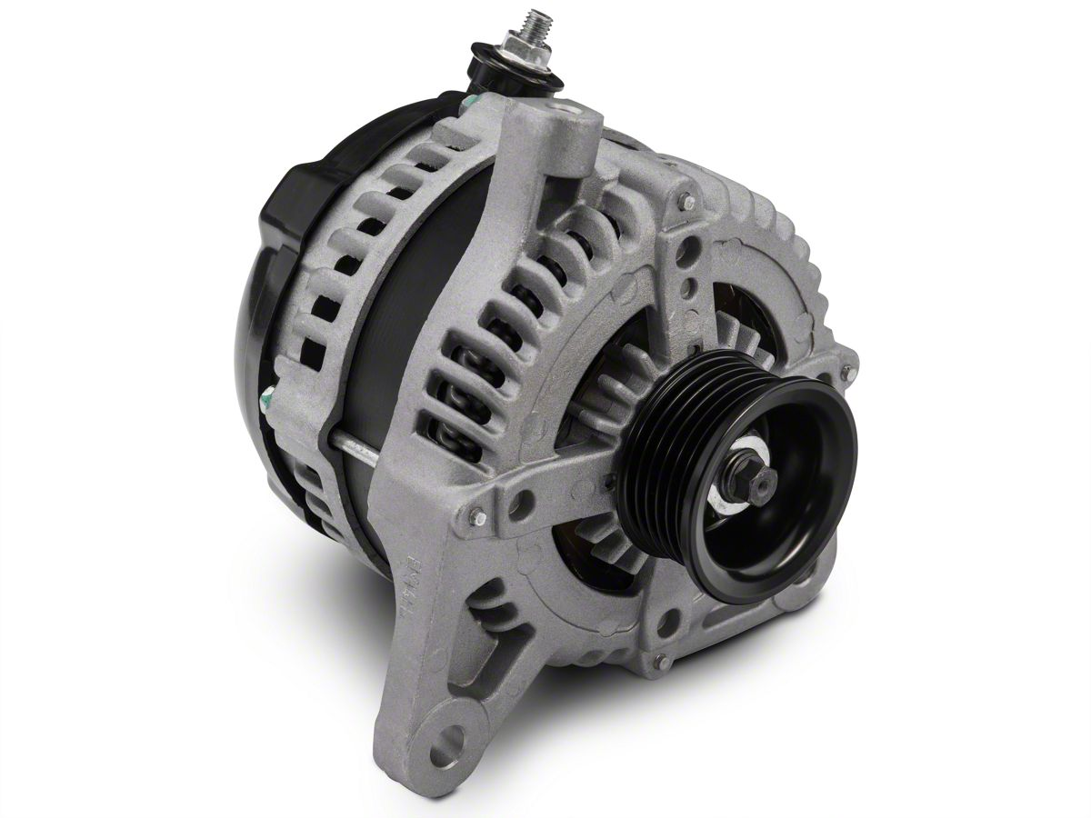 PA Performance Alternator - 160A (07-11 3 8L Jeep Wrangler JK)